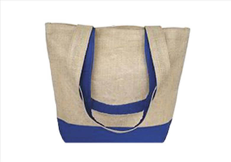 Blue Blossom Promotional Bag