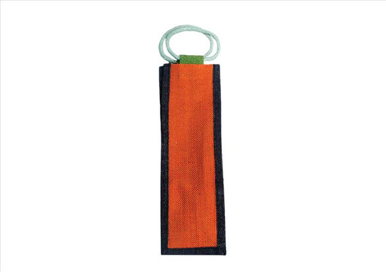 Tangerine Bottle Utility Bag
